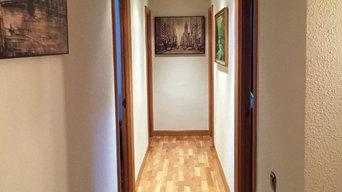Pintado piso