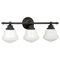 Huntley 3-Light Vanity Oil Rubbed Bronze