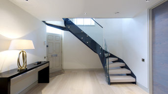 Bespoke Stair Belgravia