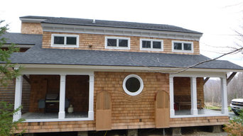 Contemporary Shingle Style