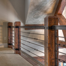 Railing - Stairs and Balcony
