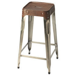 Industrial Bar Stools And Counter Stools by Butler Specialty Company