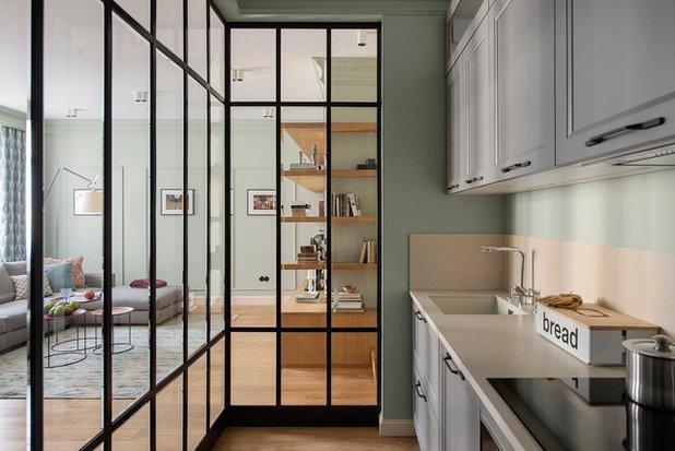 Современный Кухня by NIDO interiors