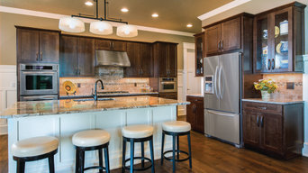 Trevino Style Kitchen Cabinets