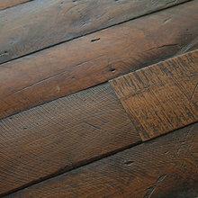 Wood Flooring - Reclaimed