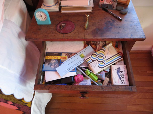 What I learned from cleaning out my junk drawer