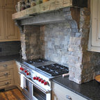 French Country Kitchen - Rustic - Kitchen - San Francisco - by Fitzgerald Studio