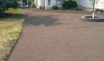 Final Grade and Sod Installation - Before