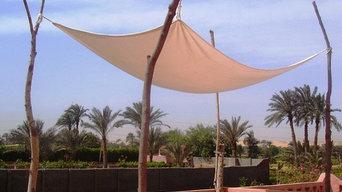 chalet arabic style