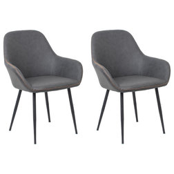 Midcentury Dining Chairs by BTExpert