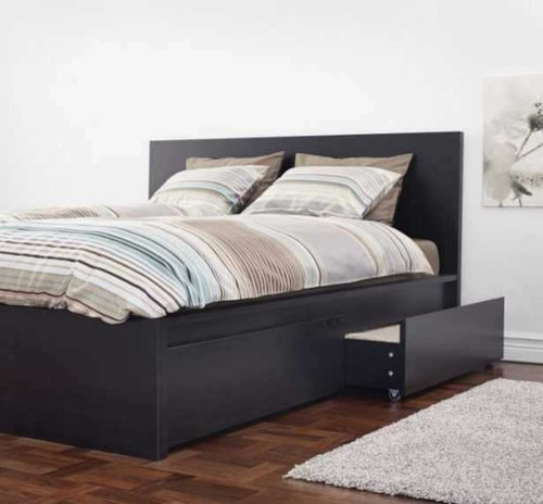 Alternative Underbed Storage For Ikea S Malm Bed