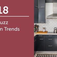 2018 AU Houzz Kitchen Trends Study