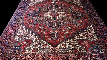 10' 4in x 8' Persian Heriz