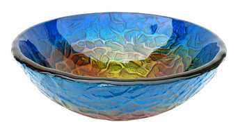 True Planet Glass Sink Bowl