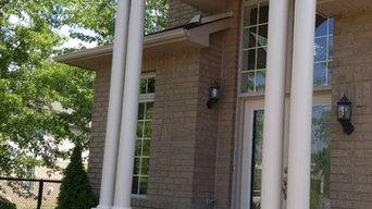 Pillar Repairs