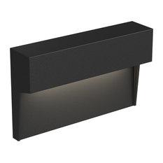 DALS Horizontal LED Step Light, Black