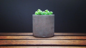 "Concrete Planter ""LATA"""