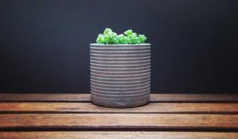 """Concrete Planter """"LATA"""""""