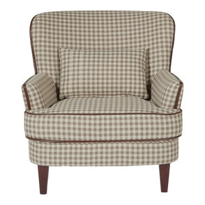 Moffatt Occasional Chair, Cream