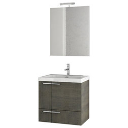 Luxury Contemporary Bathroom Vanities And Sink Consoles by TheBathOutlet