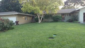 Front yard renovation
