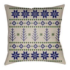 FAIR ISLE III Pillow 18x18x4