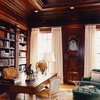 Get Ideas for a Cozy Library Space