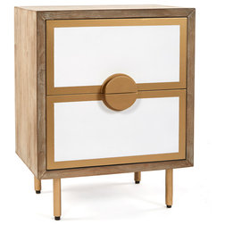 Contemporary Nightstands And Bedside Tables by Statements by J