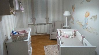 Proyecto habitación de Aitana