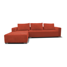 Decenni Juliet Sectional By Los Angeles Custom Furniture Left Arm Facing