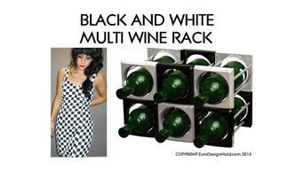 Multi wine rack