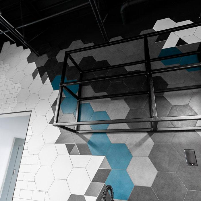 NovelKeys custom artistic tiling