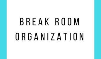 Break Room Organization