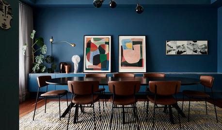 Step Inside the Homes Shortlisted for the Dulux Colour Awards