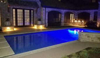 Plano Pool & Outdoor living Project