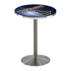 West Virginia Pub Table 36-inchx36-inch