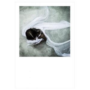 """Mystery Girl"" Matte Print, A2"