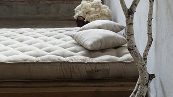 Pure Wool-Filled Mattresses - Non-toxic Natural Bed - Custom sizez