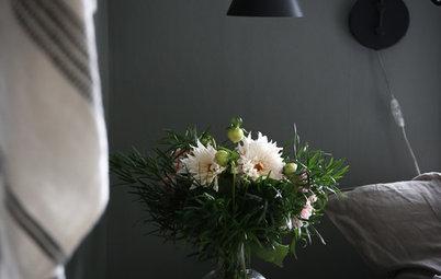 Houzz Швеция: Переделанная мебель ИКЕА в доме на краю леса