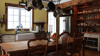 Another View of the Classic Farm Table