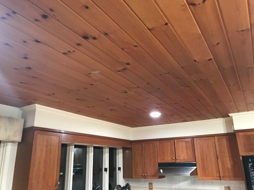 Kitchen Ceiling Paint