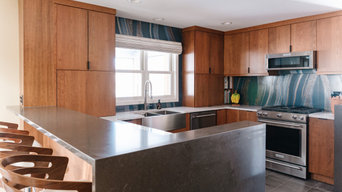 Cornish Heights Mid Century Modern Remodel and Addition