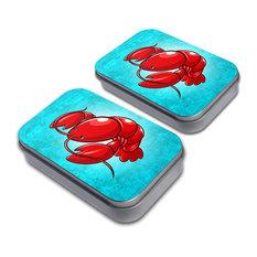 Little Lobster Tin Set