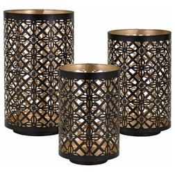 Contemporary Candleholders by IMAX Worldwide Home