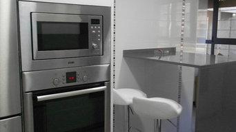 Cocina Entrecalle Luxe blanco