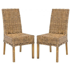 Tropical Dining Chairs by Safavieh