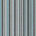 Sunbrella - SJA 3776 Porto Blue Chine - European Sunbrella indoor/outdoor high performance fabric.  5 year warranty against fade, mildew and water resistance. Stripe.  Manufactured in the Paris, France.  Machine wash - cold water. NO DRYER/HEAT.