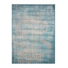 """Nourison Karma Rug, Blue, 5'3""""x7'4"""""""