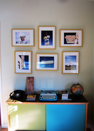 Eclectic  My Houzz: Thrifty Flourishes Give a '50s Home Retro Appeal
