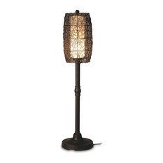 Patio Living Concepts Bristol Bristol 58 Inch Floor Lamp w/ 2 Inch Bronze Tube B